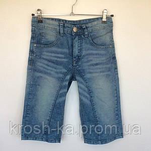 Шорты джинсовые для мальчика Reporter Польша 14-000-1
