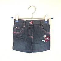 Шорты джинсовые для девочки 80,92,116 Корея 043