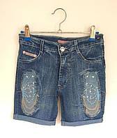 Шорты джинсовые для девочки Турция