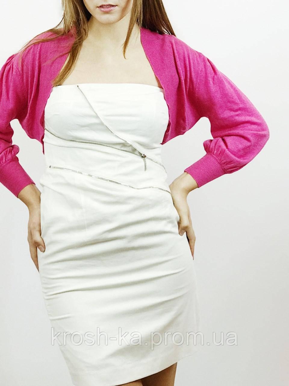Платье бюстье женское экри(36)р Nysense Франция 61433