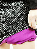 Спідниця жіноча утеплена на підкладі(42)р Evona Франція 07918, фото 4