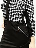 Платье женское гусинные лапки(40-42)р Histeric Glamour Китай 8500, фото 4