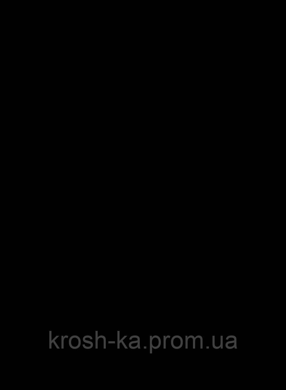 Реглан для девочки с паетками Tiffosi Португалия белый 10030994_110_1