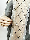 Блуза-реглан жіноча сіра (38)р CotaDog Корея 02147, фото 2