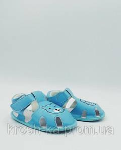 Пинетки для мальчика (19 размер) Babas Китай мультицвет 1248