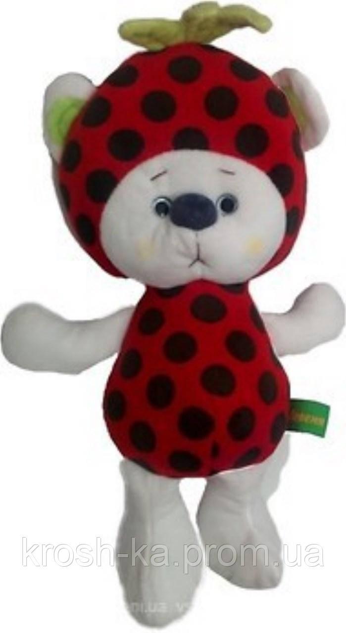 Мягкая игрушка Медведь Фрутти малый Левеня К417ВЕ