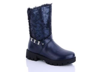 Ботинки детские Waldem-125 blue-(раз.с 33 по 38)
