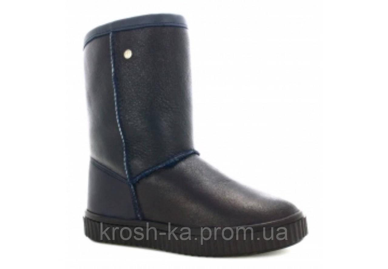 Сапоги угги для детей синие (27-31) р (Бартек)Bartek Польша 247750-F15