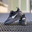 Кроссовки мужские зимние  Nike Air Max 90 Winter Black, фото 6