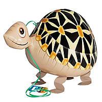 Гелиевая фигура Черепаха ходячая Китай 1208-0378