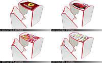 КОМПЛЕКТ ДоДо/DoDo детский стол + стул, фото 1
