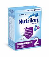 Смесь молочная сухая Nutrilon гипоаллергенный 2 6м+ 600г Nutricia 125281