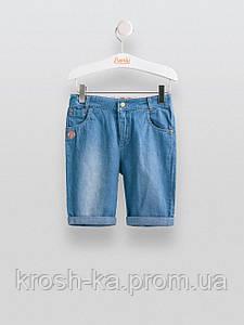 Шорты джинсовые для мальчика (Bembi)Бемби Украина ШР451