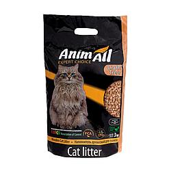 Наповнювач Animall Енімалл дерев'яний для котів 3 кг