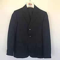 Піджак шкільний для хлопчика Mini Word Туреччина синій 5588