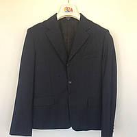 Піджак шкільний для хлопчика Mini Word Туреччина синій 5478