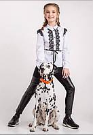 Лосини шкільні для дівчинки Бетті (134-158р) (Suzie)Сьюзі Україна чорний БР-70903