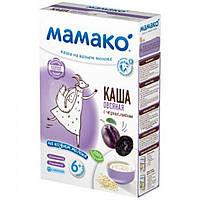 Каша молочная овсяная с черносливом на козьем молоке 6м+ 200г Мамако 1105416