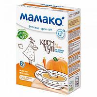 Крем-суп из тыквы на козьем молоке 8м+ 150г Мамако 1105530