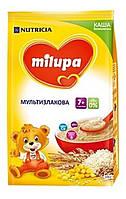 Каша безмолочная мультизлаковая 7 м+ 170 г Milupa Nutricia 124564
