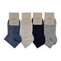 Носки для мальчика короткие Roger сетка ассорти (5-14)л Arti Турция 200113