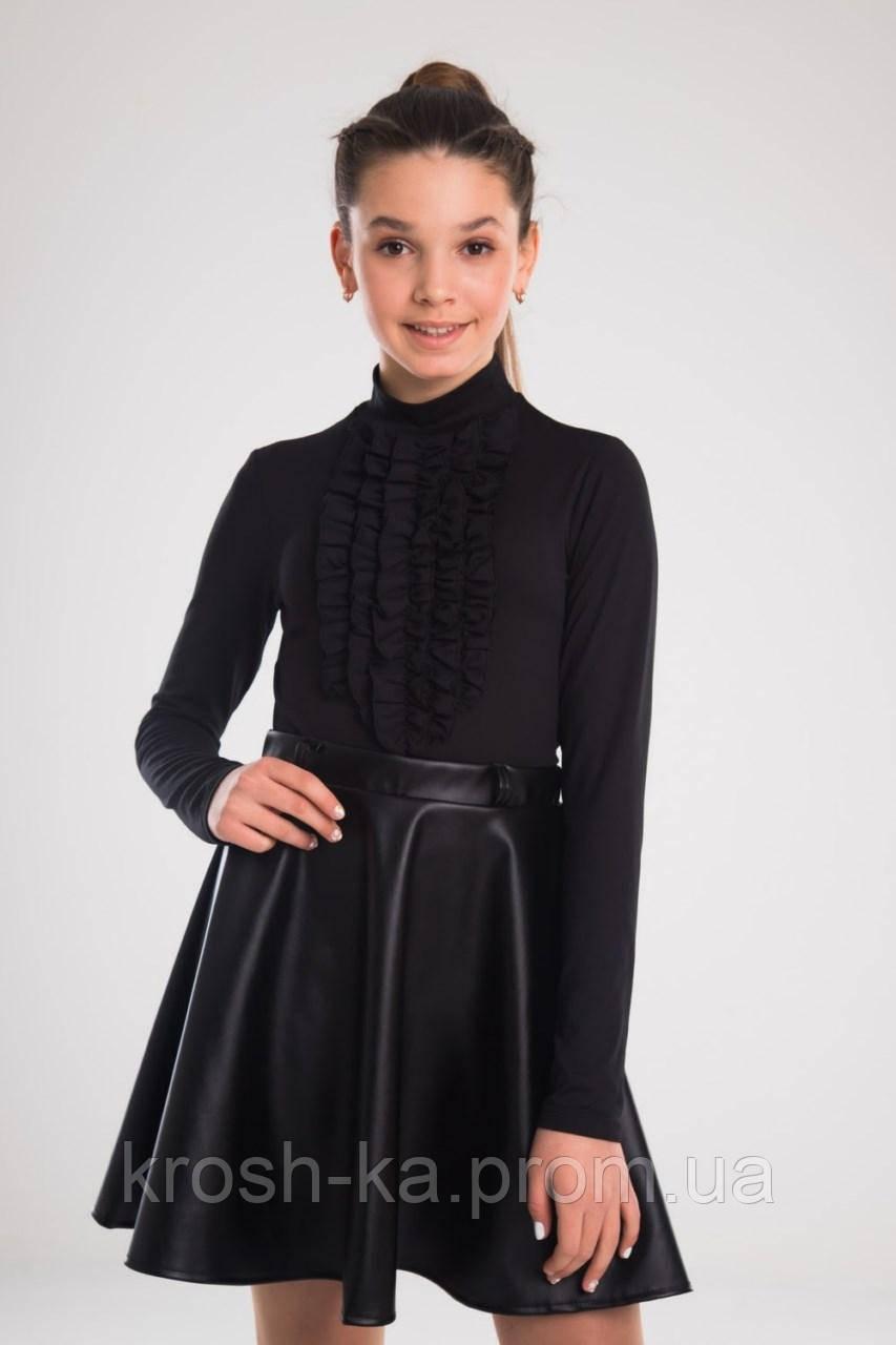 Гольф для девочки Лола чёрный(140-152)р (Suzie)Сьюзи Украина КФ-97003