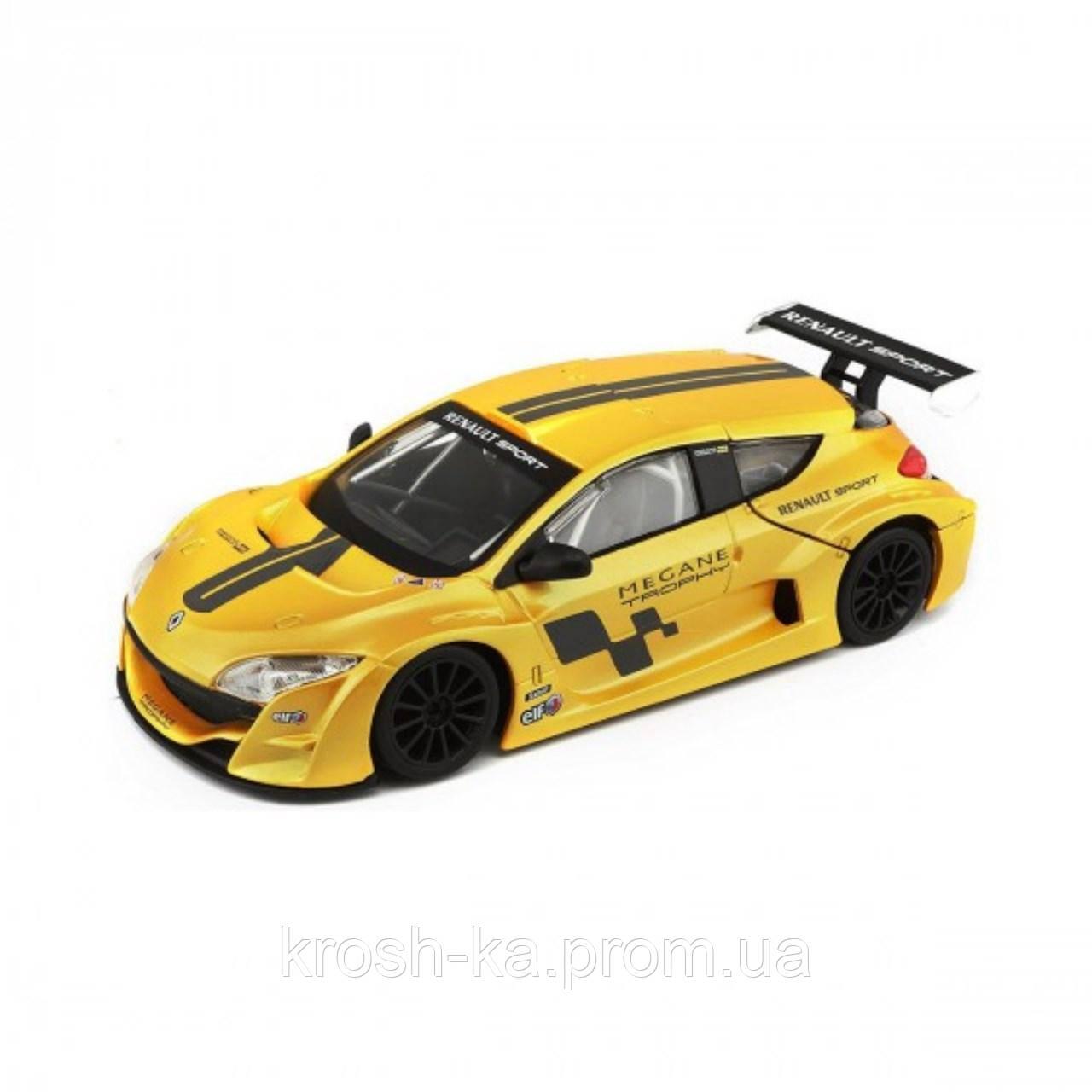 Машина детская Автомодель Renault Megane Trophy Burago 18-22116