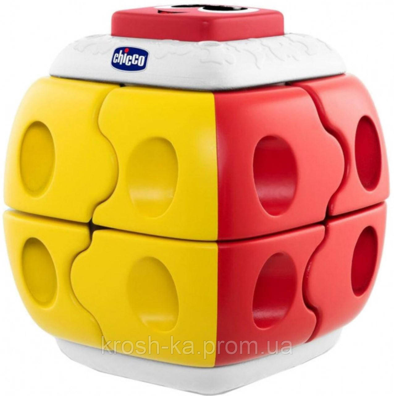 Игрушка конструктор Куб 2в1 Chicco Italy 10061.00