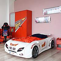 Детская кровать-машина Форсаж