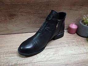 Демисезонные  ботинки из натуральной кожи Romax, фото 3