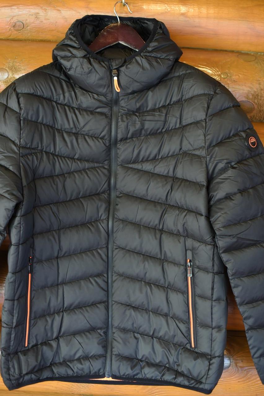 Куртка чоловіча Zero Frozen | чорна