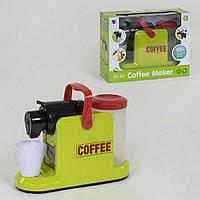 Игровой набор Кофеварка Coffee Maker звук,свет,течёт водичка Китай XS-19095