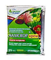 Биостимулятор фитогормонов и микроэлементов Максикроп КРЕМ  Valagro 25 мл Organic Planet