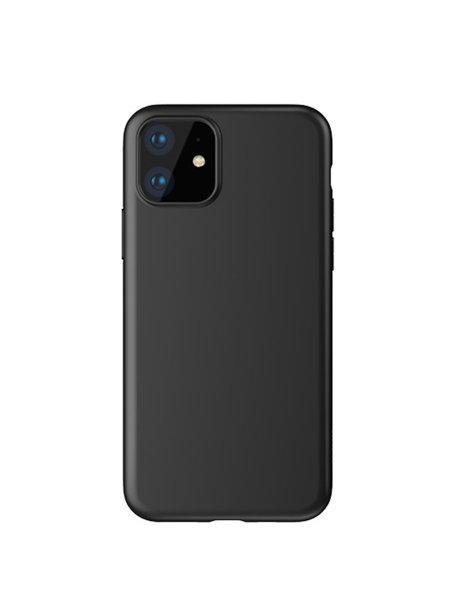 Чохол-накладка Soft Case Shine iPhone 11 Pro black