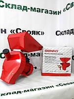 """Зернодробилка (измельчитель зерна) """"Donny Украина"""". 3500 (Вт). 3000 об/мин. (Крупорушка молотковая)."""