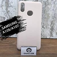 Силіконовий чохол для Samsung A10S Soft Full Cover