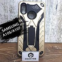 Противоударный чехол для Samsung A10S/A107 iPaky с упором подставкой, фото 1