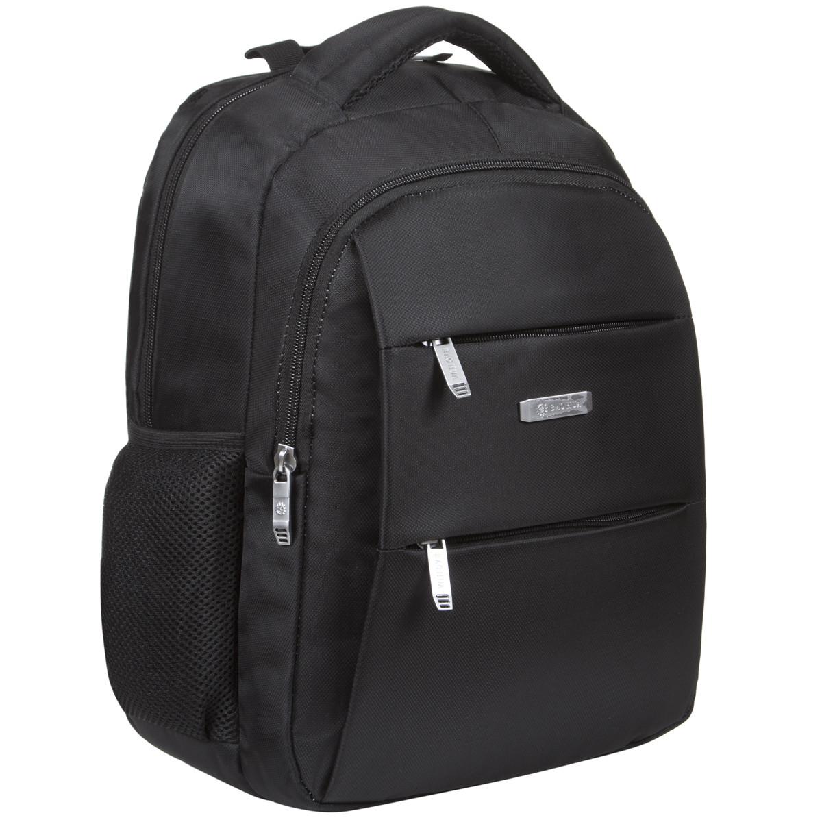 Рюкзак міський BAOHUA 39х30х16 тканина поліестер на ПВХ основі ксН7692ч