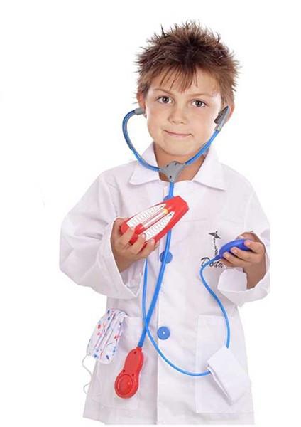 Детский карнавальный костюм Доктора для мальчика