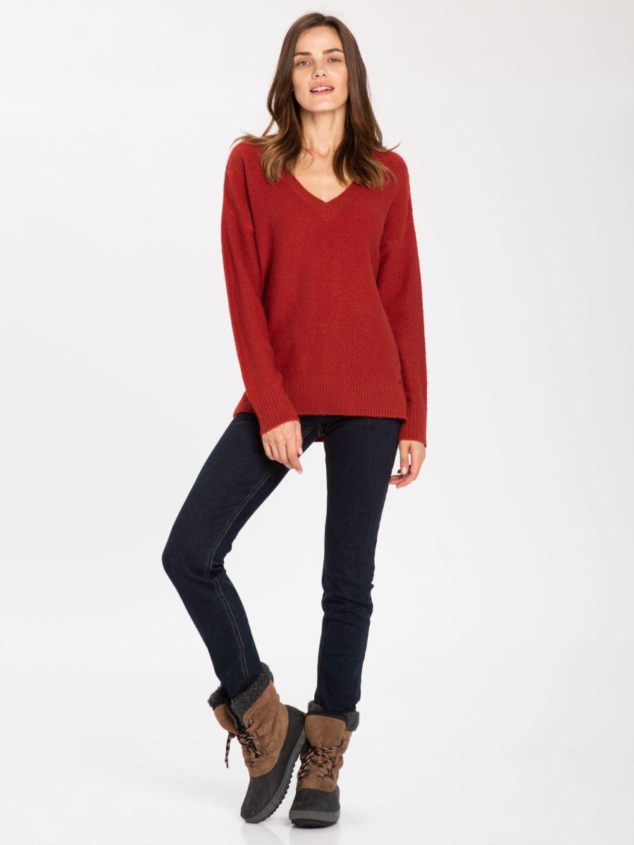 Женский пуловер Volcano S-Milano
