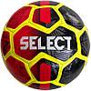Мяч футбольный SELECT Classic (013) красн/черн, размер 5