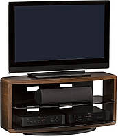BDI Valera 9724 HiFi тумба для телевизора, дерево Chocolate Stained Walnut, орех