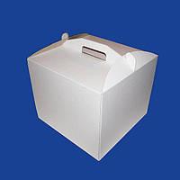 Коробка для торта 300х300х250 мм, фото 1