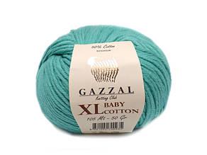 Gazzal Baby Cotton XL, бирюза №3426