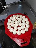 Тестоделитель-округлитель мелкоштучный автоматический делитель теста на 30 кусков  (Германия), фото 9