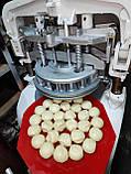 Тестоделитель-округлитель мелкоштучный автоматический делитель теста на 30 кусков  (Германия), фото 8