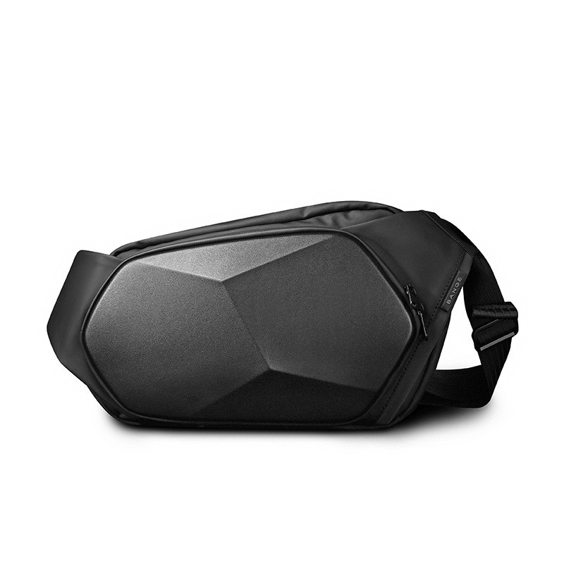 3D сумка через плечо Bange BG7229, с тремя отделениями, влагозащищённая, 6л