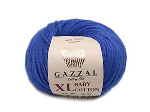 Gazzal Baby Cotton XL, ультрамарин №3421