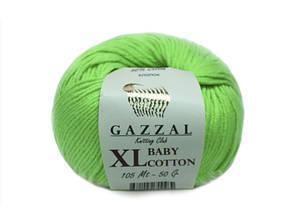 Gazzal Baby Cotton XL, салат №3427