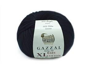 Gazzal Baby Cotton XL, черный №3433